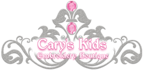 Cary's Kids Personalized Embroidery Boutique