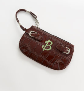 Personalized Croc Wristlet Boutique