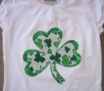 Shamrock St. Patrick's Day T Shirt Boutique