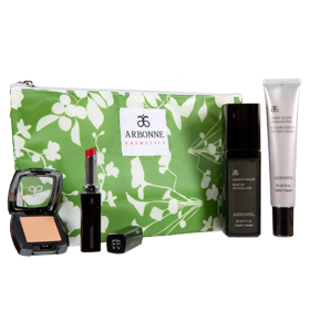 Arbonne Make Up Special Valentine's Day Cosmetics