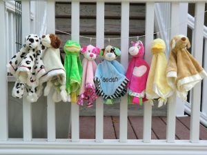 Personalized Animal Snugglers