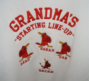 Cardinals Starting Line Up Shirt