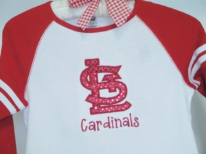St. Louis Cardinals Fan Shirt