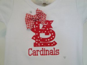 Boutique St. Louis Cardinals Shirt