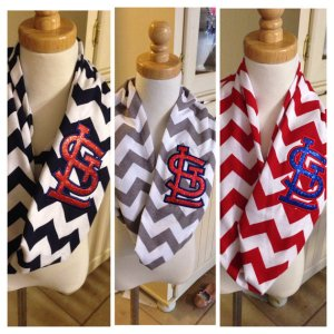 St. Louis Cardinals Infinity Scarf